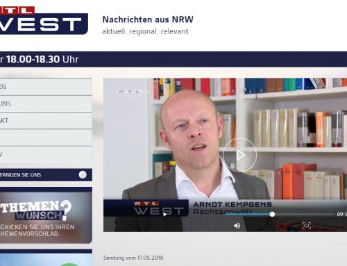 RTL / Sat.1 am 17.5.: TV Berichte zum kuriosen Handy-Fall
