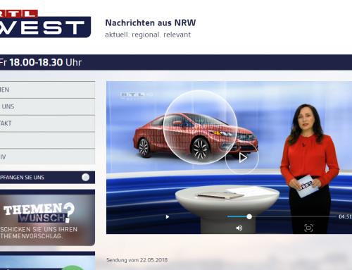 RTL Bericht Pkw-Daten vom 22.5. Wussten Sie es? Big Brother fährt mit… RA Kempgens im RTL Interview.