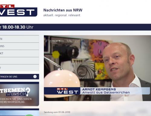 RTL 1.6.: Achtung Sturmschäden. Welche Versicherungen helfen? Mehr dazu mit RA Kempgens im Interview.