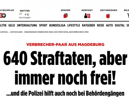 BILD 21.1.: Intensivtäter im Visier. RA Arndt Kempgens im Zeitungsinterview