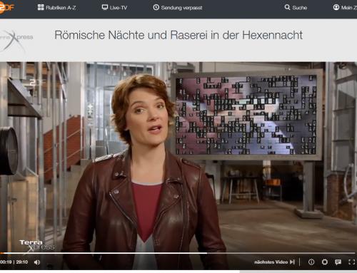 """ZDF """"Terra Xpress"""" 21.4.:  ZDF Reportage über Flugstreik-Fall unserer Kanzlei. Schmerzensgeld (!!!) bei """"wildem"""" Streik"""