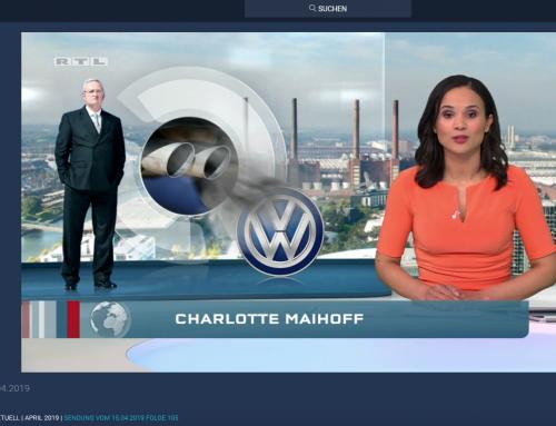 RTL aktuell 15.4.: RA Kempgens im Interview zur Winterkorn-Anklage der Staatsanwaltschaft im VW Diesel-Skandal