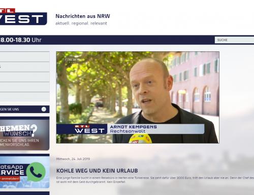 RTL 24.7.: Reisebüro-Skandal. Was Sie tun können, hier alle Informationen zum Fall.