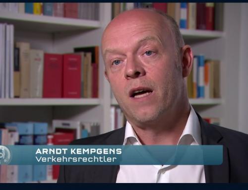 RTL aktuell 3.7. Bußgeldkatalog verfassungswidrig, Blitzer-Chaos in Deutschland. Was das bedeutet, sehen / lesen Sie hier mit RA Kempgens im RTL Interview
