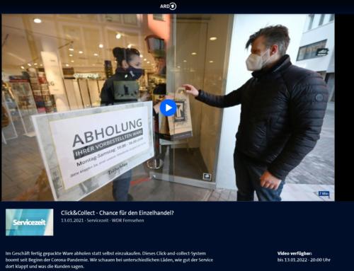 13.1. WDR Servicezeit. Was ist mit klick@collect? Alle Antworten finden Sie hier. RA Kempgens im Interview.