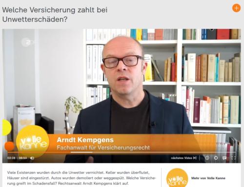 23.7. Wo bekommen Hochwasser-Opfer jetzt Hilfe. RA Kempgens live bei ZDF, RTL und SAT.1 und WDR: